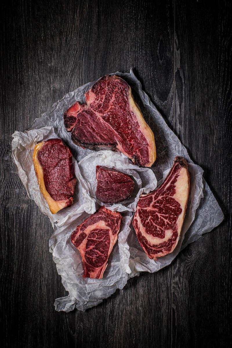 Steak boxes